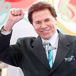 Silvio Santos, apresentador e dono do SBT