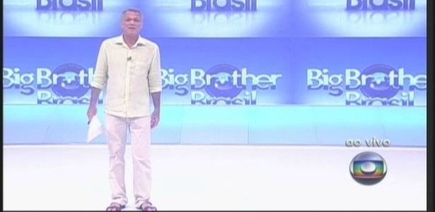 Bial dá a largada do BBB 10