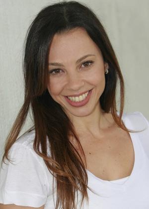 Carla Marins, atriz, em entrevista à coluna PopTevê