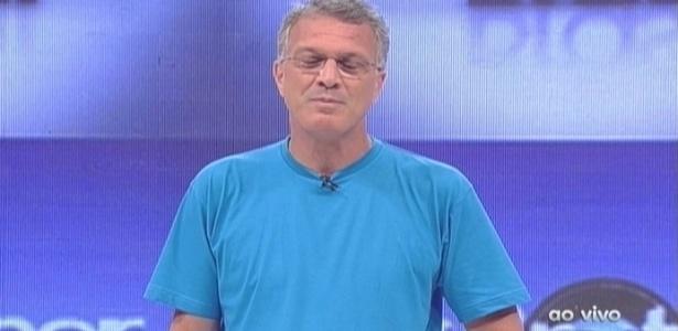 Bial dá início a mais uma formação de paredão (24/1/10)