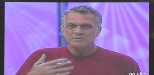 Pedro Bial informa final das