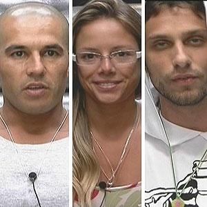 Alex, Fernanda e Eliéser enfrentam paredão surpresa (6/2/10)