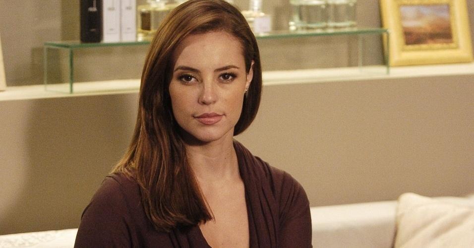 Paola Oliveira em cena da novela