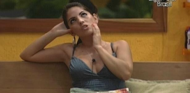 Anamara fica chateada com Sérgio e acaba discutindo com Michel (15/3/10)