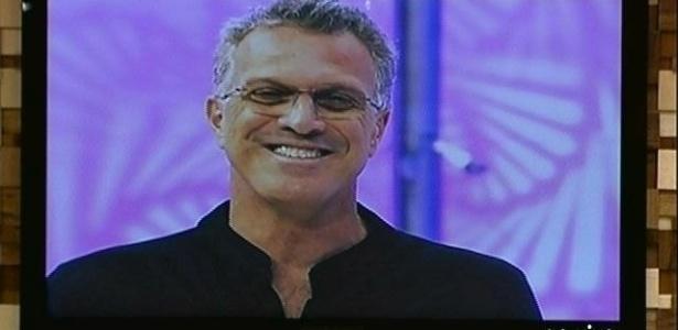Bial fala sobre a prova do líder para os confinados (18/3/10)