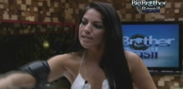 Anamara é a eliminada da semana (23/3/10)