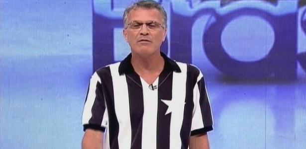 Pedro Bial dá início ao programa desta segunda (29/3/10)