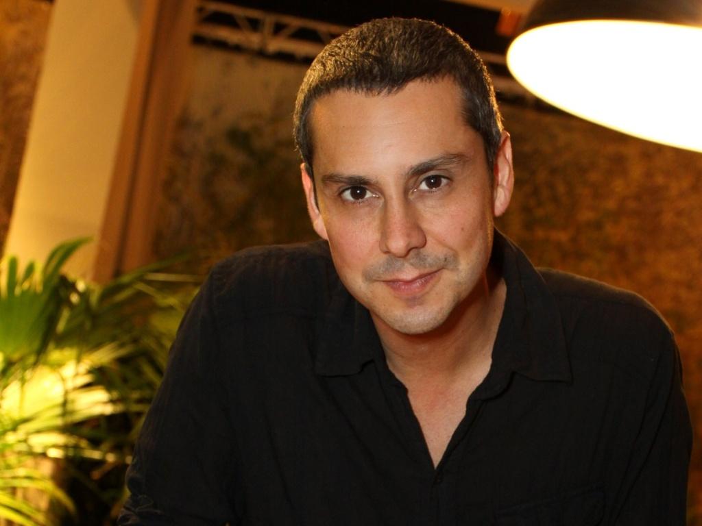 Alexandre Nero, ator, em entrevista ao Canal Zap (abril/2010)