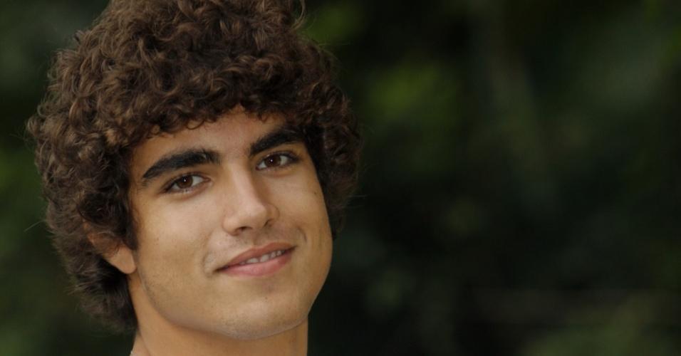 Caio Castro, ator em entrevista ao Canal Zap (abril/2010)