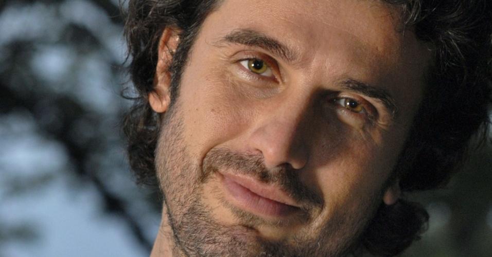 Eriberto Leão, ator, em entrevista ao Canal Zap (maio/2010)