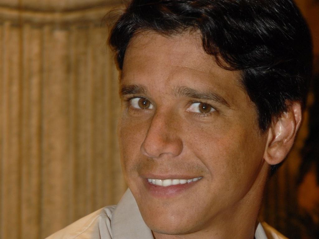 Márcio Garcia, o vilão de
