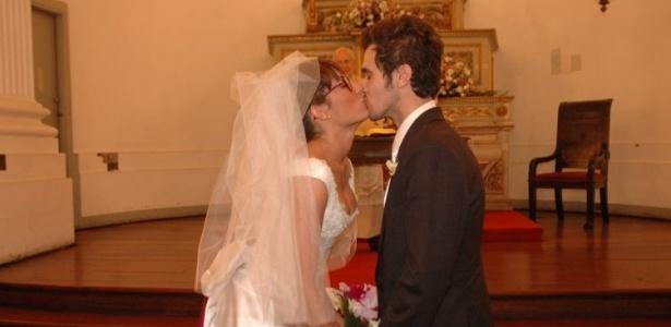Bela e Rodrigo se casam no último capítulo de