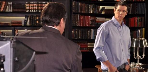 Márcio Garcia assumirá o papel de um serial killer no seriado