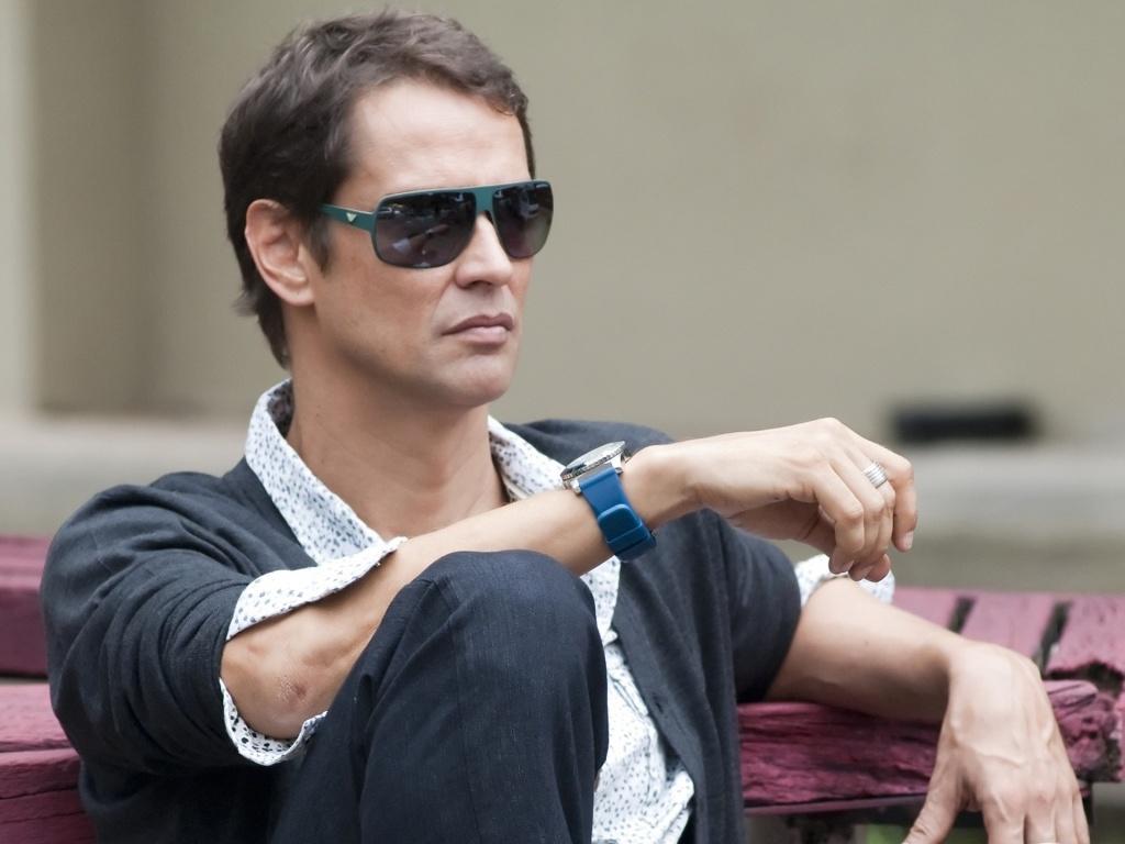 O ator Marcello Antony como Gerson, de