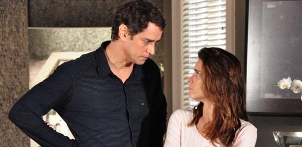 Marcello Antony e Carolina Dieckmann em cena de