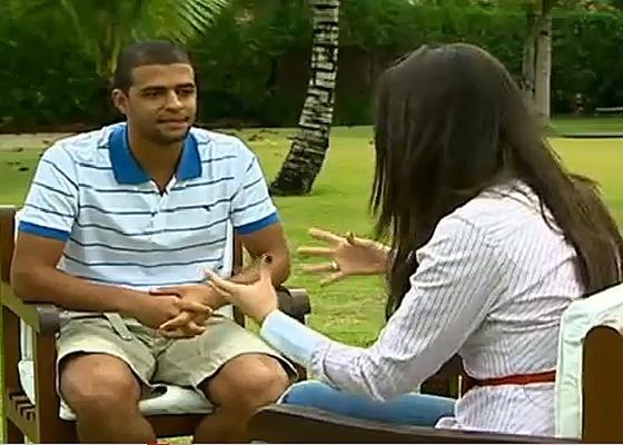 Patricia Poeta entrevista Felipe Melo para o