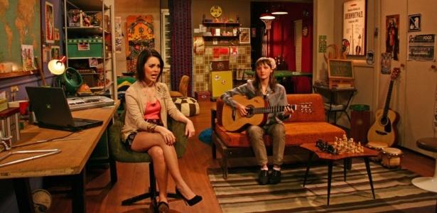 Sandy e Mallu Magalhães cantam juntas em programa especial