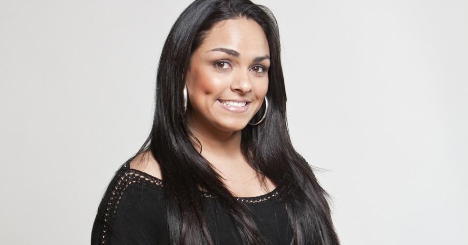 Andressa Soares, participante de
