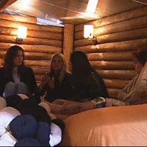 Ana Carolina, Monique Evans, Mulher Melancia e Nany People conversam sobre votação (3/10/10)