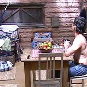 Sérgio, Luiza e Monique aguardam a eliminação (7/10/10)