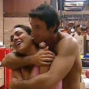 Melancia aproveita o abraço de Daniel Bueno (19/10/10)