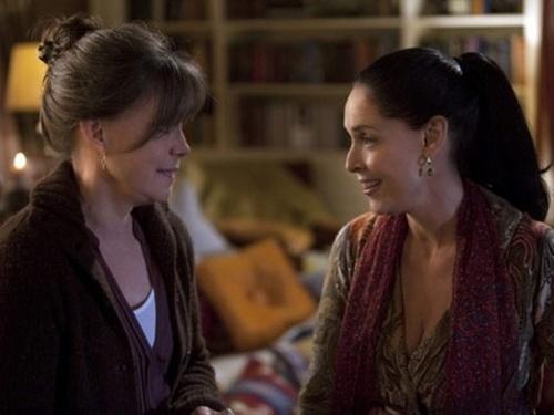 Sally Field e Sonia Braga em cena de