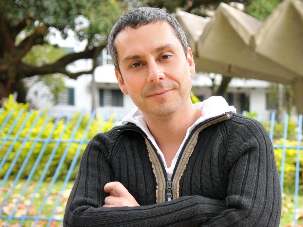 O ator Alexandre Nero (28/10/2010)