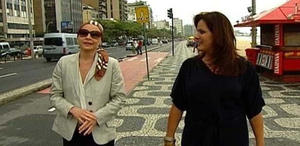 Drica Moraes é entrevistada por Renata Ceribelli para o