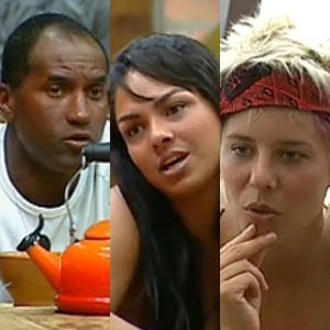 Viola, Melancia e Luiza disputam prova do fazendeiro nesta sexta-feira (29/10/10)