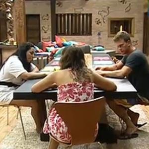 Dudu Pelizzari, Andressa Soares e Ana Carolina Dias torcem pela volta de Nany People (4/11/10)