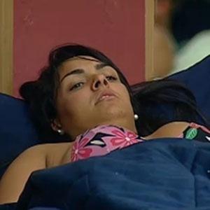 Mulher Melancia reclama de outra punição sofrida pelos peões (03/11/2010)