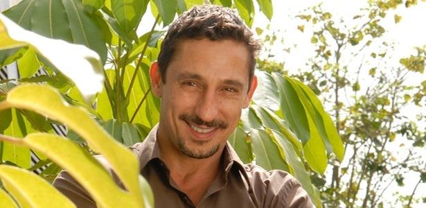 O ator Tuca Andrada está de volta à TV Globo para atuar em Insensato Coração (6/11/2010)