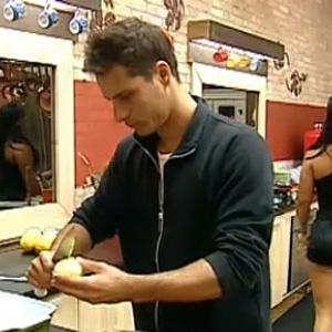 Sergio Abreu e Mulher Melancia preparam o almoço deste sábado (06/11/10)