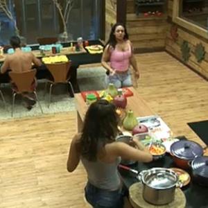Andressa Soares, Sergio Abreu e Ana Carolina Dias almoçam nesta terça-feira (9/11/10)
