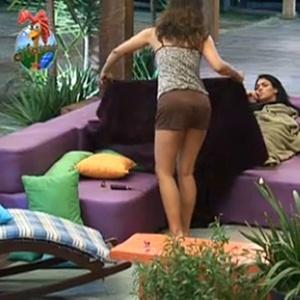 Ana Carolina Dias e Andressa Soares comentam o resultado da votação (16/11/10)