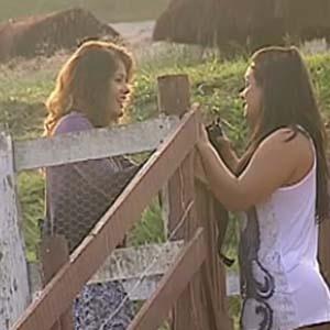 Melancia fofoca com Ana Carolina (18/11/10)