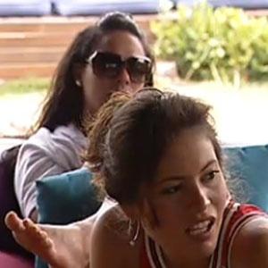 Ana Carolina e Melancia desejam ter um fiho (20/11/10)