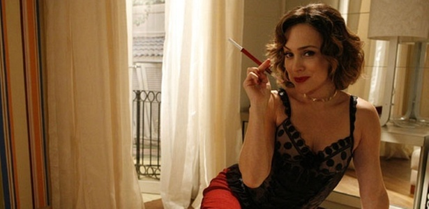 Sensual, Gabriela Duarte grava cenas de