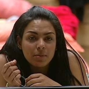 Mulher Melancia conta a Carol sonho que teve com Janaina (29/11/10)