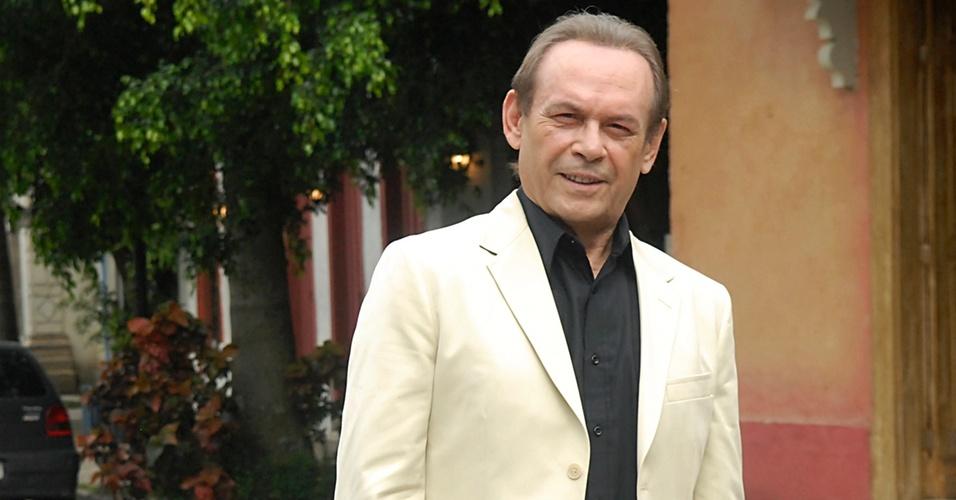 O ator José Wilker em