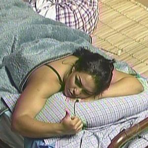 Mulher Melancia conversa com Sergio abreu na Casa da Roça (01/11/2010)
