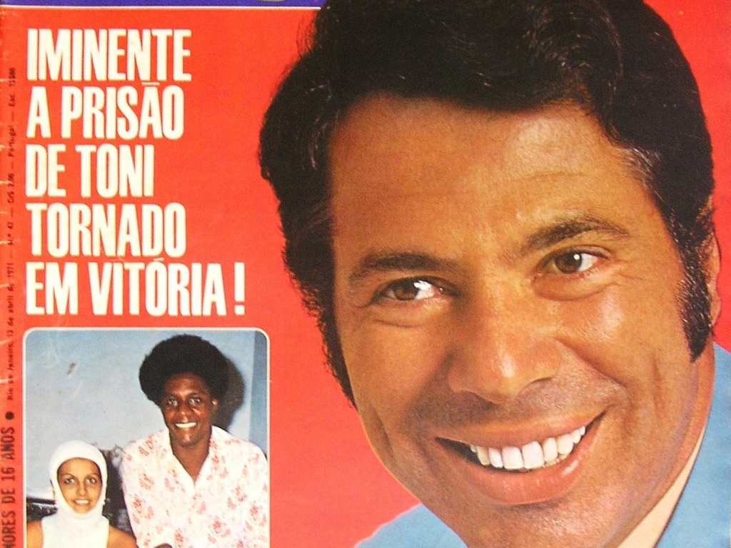 Silvio Santos  capa da revista 