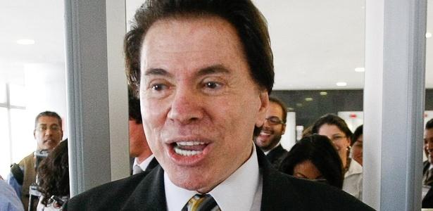 Silvio Santos em Brasília (2010)