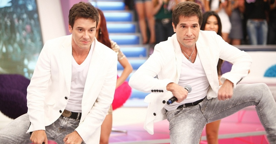 Rodrigo Faro imita Daniel em
