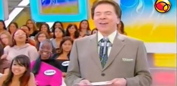 Silvio Santos em seu programa (24/12/10)