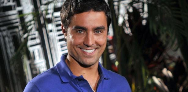 O ator Ricardo Pereira (14/1/2011)