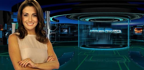 A jornalista e apresentadora Renata Maranhão (28/1/2011)