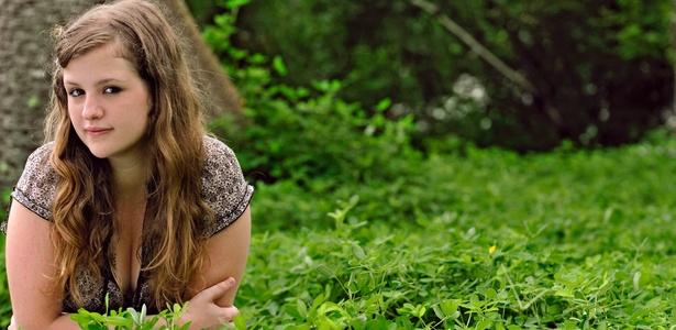 A atriz Carolina Lavigne (28/1/2011)