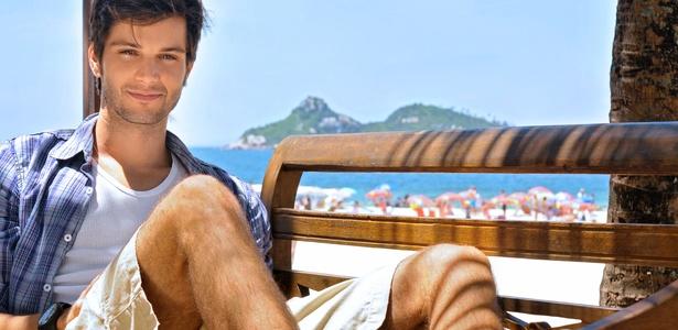 O ator Vitor Facchinetti (5/2/2011)