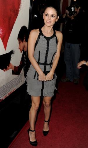 A atriz Rachel Bilson (2011)